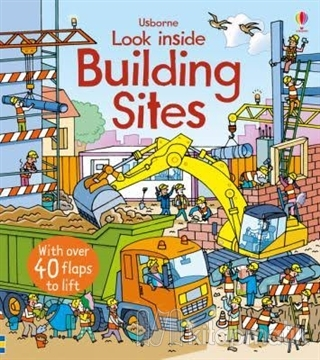 Look Inside a Building Sites (Ciltli)