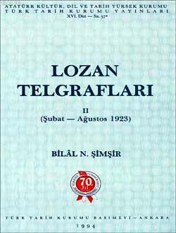 Lozan Telgrafları II