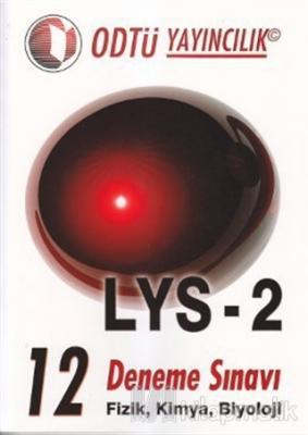 LYS 2 - 12 Deneme Sınavı