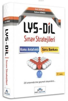 LYS Dil Sınav Stratejileri Konu Anlatımlı Soru Bankası 2018 %10 indiri