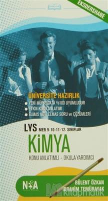 LYS MEB 9-10-11-12. Sınıflar Kimya Konu Anlatımlı - Okula Yardımcı