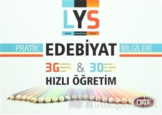 LYS Pratik Edebiyat Bilgileri 3G ve 3D Hızlı Öğretim