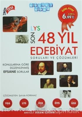 LYS Son 48 Yıl Edebiyatı Soruları ve Çözümleri