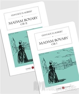 Madam Bovary (2 Cilt Takım)