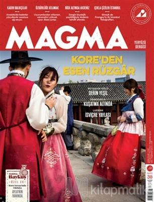 Magma Yeryüzü Dergisi Sayı: 30 Kasım 2017