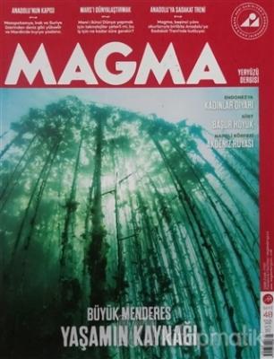 Magma Yeryüzü Dergisi Sayı: 40 Eylül 2018