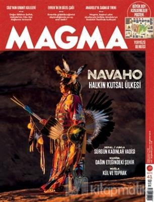 Magma Yeryüzü Dergisi Sayı: 41 Ekim 2018