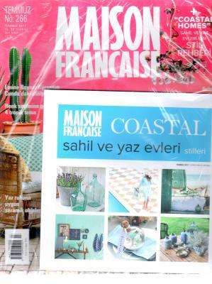 Maison Française Stil Rehberi Dergisi
