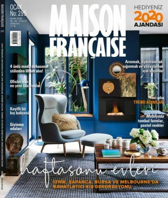 Maison Française Dergisi Sayı: Ocak - 2020/1