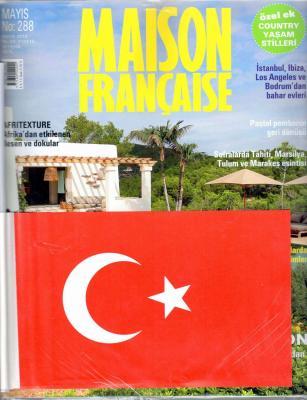 Maison Française  Dergisi Sayı:288 Mayıs 2019