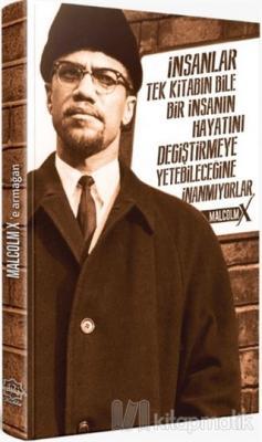 Malcolm X'e  Armağan (Ciltli)