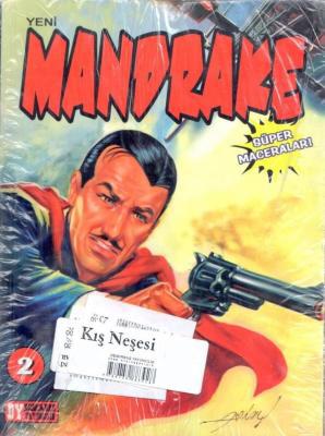 Mandrake Sayı:2 - Zagor Özel Seri