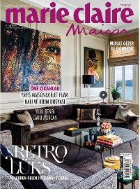 Marie Claire Maison Türkiye Dergisi sayı:256 Mart 2019