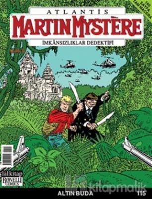 Martin Mystere İmkansızlar Dedektifi Sayı: 115 Altın Buda