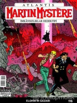Martin Mystere İmkansızlar Dedektifi Sayı: 116 Elohim'in Gazabı