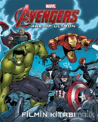 Marvel Avengers Age Of Ultron: Filmin Kitabı Chris Wyatt