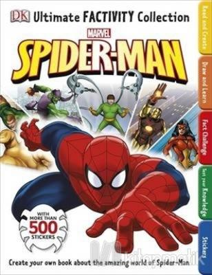 Marvel Spider - Man Ultimate Factivity Collection