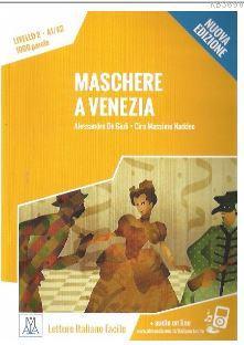 Maschere a Venezia +audio online (A1-A2) Nuova edizione