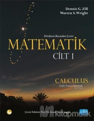 Matematik Cilt: 1 %13 indirimli Dennis G. Zill