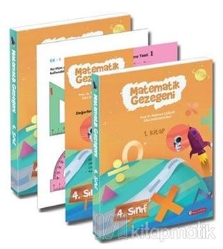 Matematik Gezegeni 4. Sınıf 2+1 Set
