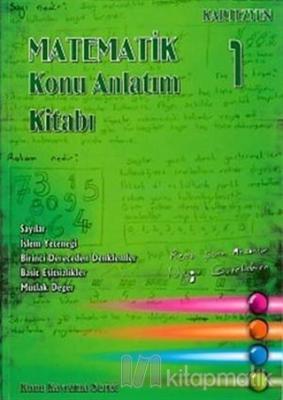 Matematik Konu Anlatım Kitabı 1