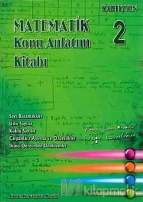 Matematik Konu Anlatım Kitabı 2