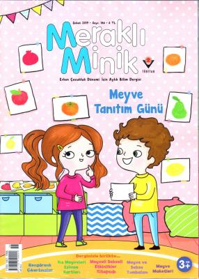 Meraklı Minik Dergisi Şubat sayısı