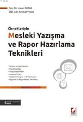 Mesleki Yazışma ve Rapor Hazırlama Teknikleri