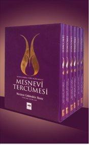 Mesnevi Tercümesi (1-6) (ciltli-Konularına Göre Açıklamalı)