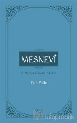 Mesnevi - (Tam Metin) (Ciltli)
