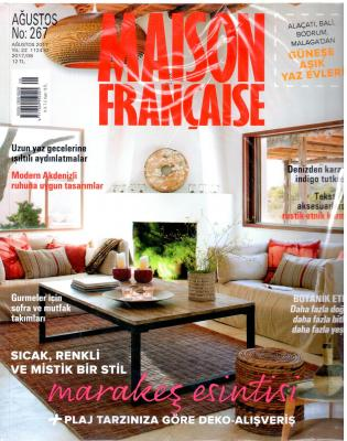 Maison Française Ağustos 2017
