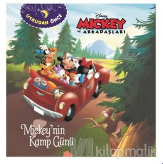Mickey'nin Kamp Günü - Uykudan Önce