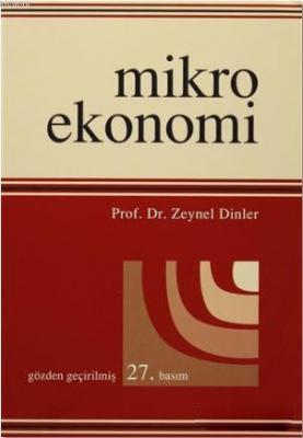 Mikro Ekonomi Zeynel Dinler