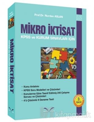 Mikro İktisat - KPSS ve Kurum Sınavları İçin Nurdan Aslan