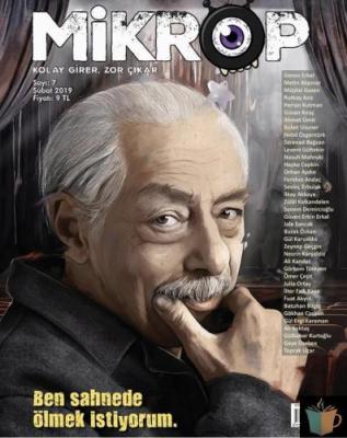 Mikrop Dergisi Şubat sayısı
