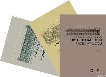 Mimar Kemalettin 3'lü Karton Kapaklı Kitap