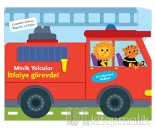 Minik Yolcular Itfaiye Gorevde Kolektif