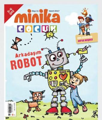 Minika Çocuk Kasım 2017 Sayı:11