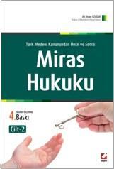 Miras Hukuku (2.Cilt)