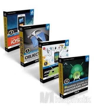 Mobil Programlama Seti (3 Kitap Takım)