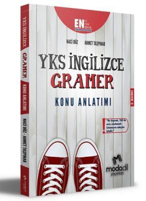 Modadil Yayınları YKS İngilizce Gramer Konu Anlatımı Ahmet Taşpınar