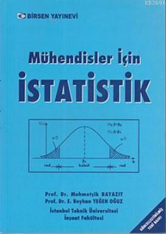 Mühendisler İçin İstatistik