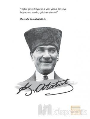 Mustafa Kemal Atatürk - Ciltli Defter