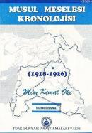 Musul Meselesi Kronolojisi (1918-1926)