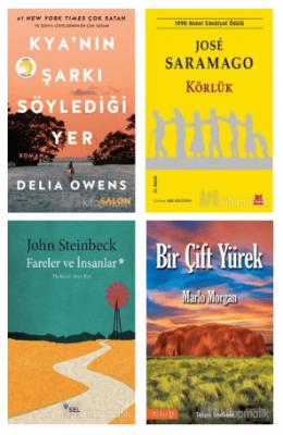 Kitapmatik Editör Seçkisi - 1 Delia Owens