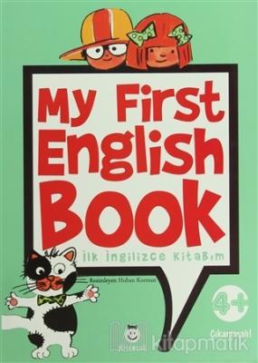 My First English Book İlk İngilizce Kitabım