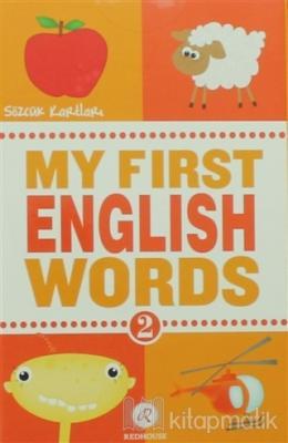 My First English Words 2 (Sözcük Kartları)