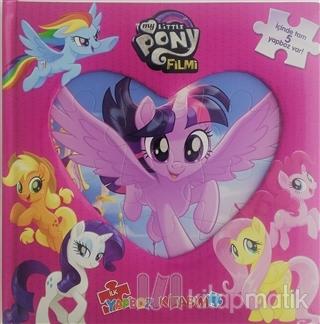 My Little Pony Filmi - İlk Yapboz Kitabım