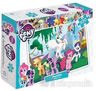 My Little Pony Puzzle (100 Parça)