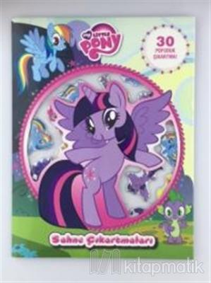 My Little Pony - Sahne Çıkartmaları